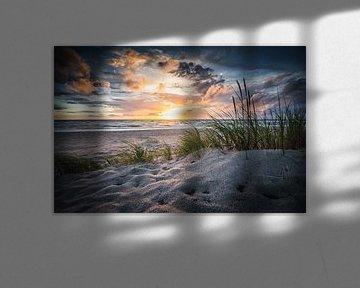De droom van de zonsondergang van Steffen Gierok