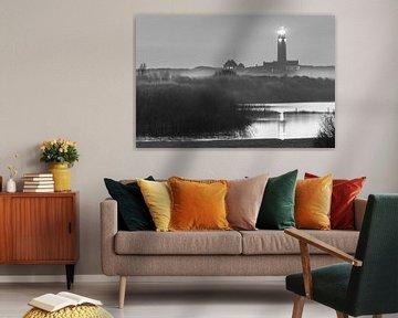 Leuchtturm Texel von Anjo ten Kate