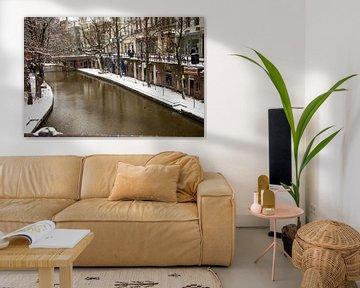 Winter Utrecht van Daniël Smits