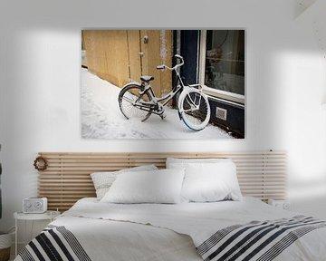 wintersweer in Nederland van Daniël Smits