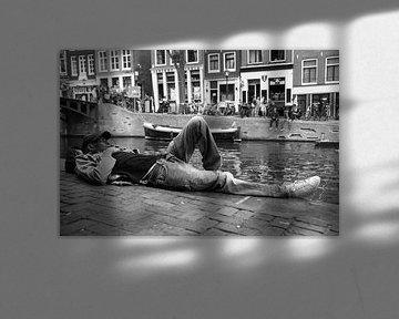 Schlafen von Tom van Dutch