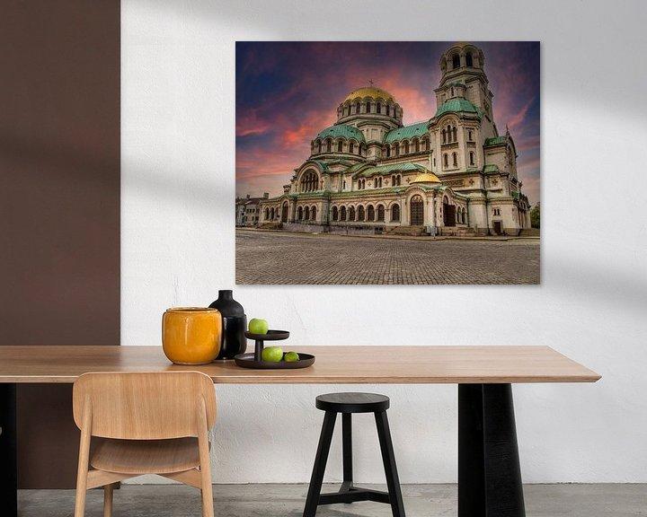 Sfeerimpressie: Alexander Nevsky Kathedraal van Konstantinos Lagos