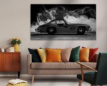 Classy Mercedes sur Jaimy van Asperen