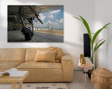 L'ancien aéroport de Berlin Tempelhof