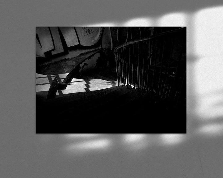 Beispiel: Verlassene Treppenstufen von Iritxu Photography