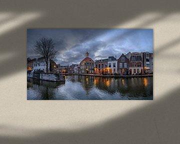 Zakkendragershuisje, Schiedam van Hans Kool