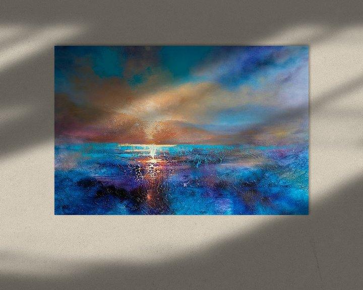Sfeerimpressie: En altijd de zon van Annette Schmucker