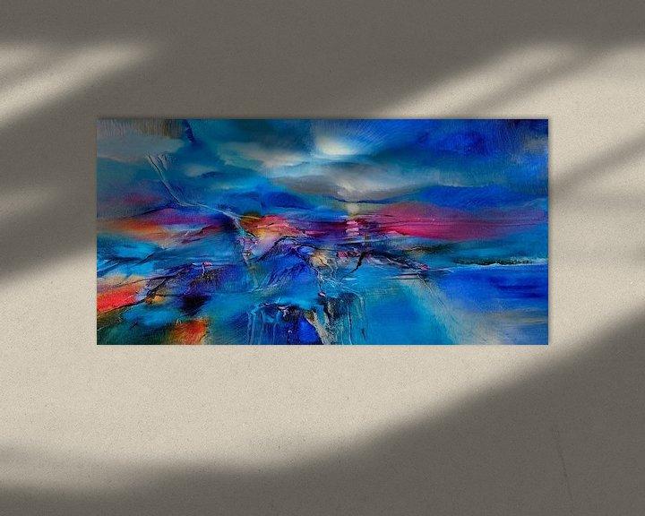 Sfeerimpressie: Naar nieuwe hoogten van Annette Schmucker