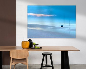 Strand bei Castricum von Apple Brenner