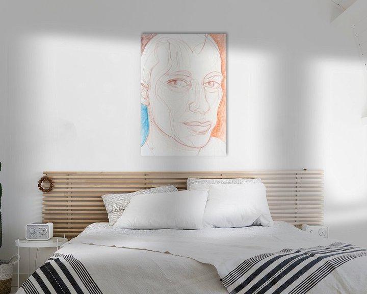 Beispiel: Klarer Kopf von ART Eva Maria