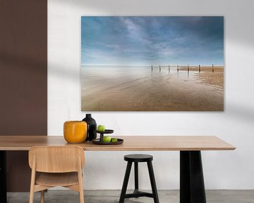 Maasvlakte strand van Rob Bout