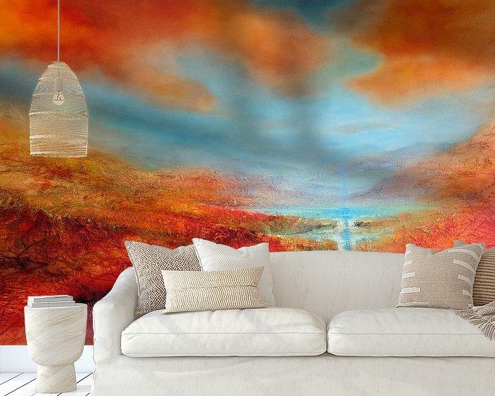 Beispiel fototapete: Dreamland von Annette Schmucker