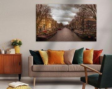 Amsterdam, an iconic city!! van Robert Kok