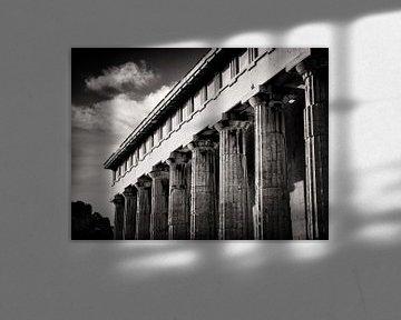 Athen - Tempel des Hephaistos von Alexander Voss