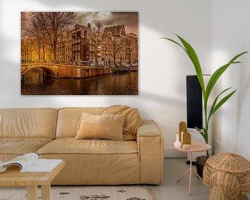 Amsterdam, the Venice of the North! van Robert Kok