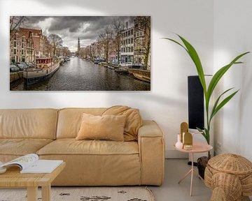 Amsterdam, Capital of The Netherlands! van Robert Kok