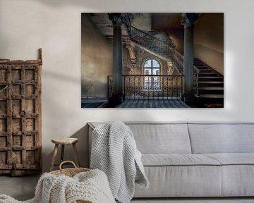 Die Schönheit des Verfalls von Frans Nijland