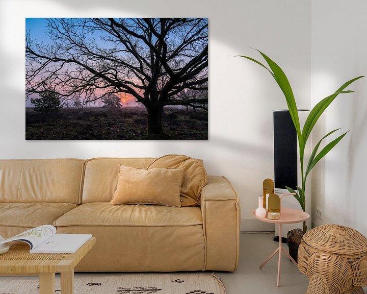 Sfeerimpressie: Early sunrise van Wilma Wijnen