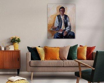 Giorgio Morandi von Antonie van Gelder Beeldend kunstenaar