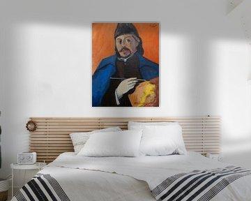 Paul Gauguin von Antonie van Gelder Beeldend kunstenaar