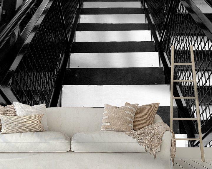 Impression: escaliers à Strijp-S Eindhoven sur Klaartje Majoor
