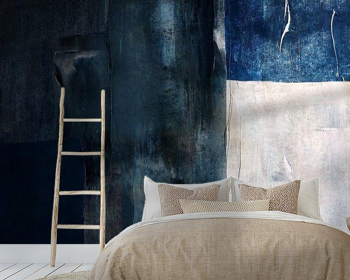 Beispiel fototapete: Blue von Andreas Wemmje