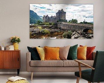 Eilean Donan Castle van Jan Enthoven Fotografie