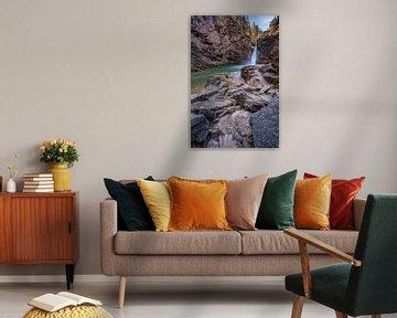 Buchenegger Wasserfälle
