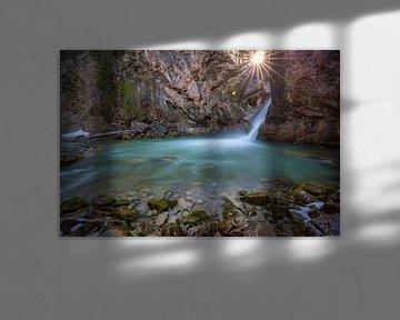 Buchenegger Wasserfall