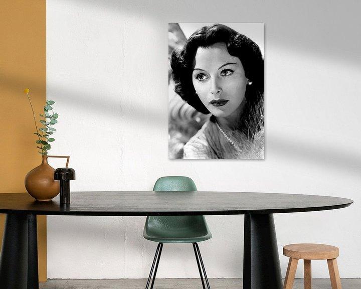 Sfeerimpressie: Hedy Lamarr van Brian Morgan