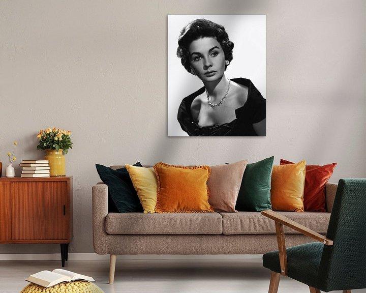 Sfeerimpressie: Elizabeth Taylor van Brian Morgan