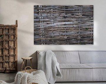Bamboe wand van Affect Fotografie