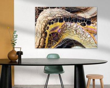 Cellular Abstraction IV van Studio Gradus Fecit
