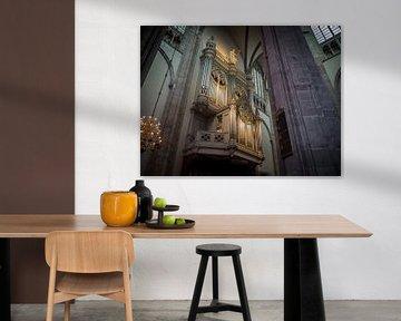 Orgel Domkerk Utrecht