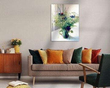 Sommerblumenkrug von Dirk H. Wendt