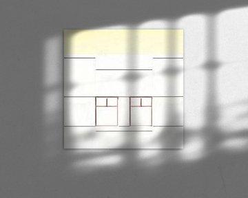 Fenster XVII von Maurice Dawson