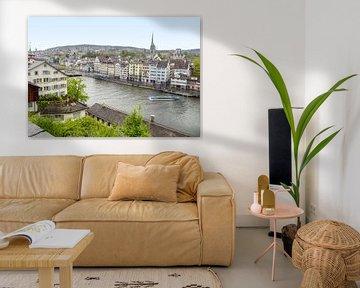 Zürich in der Schweiz von Achim Prill