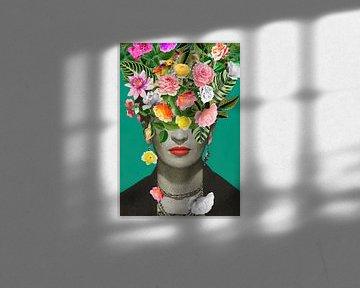 Frida Kahlo van David Potter