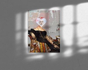 Madame Jacque en het witte hart