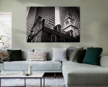 Boston - Old State House von Alexander Voss