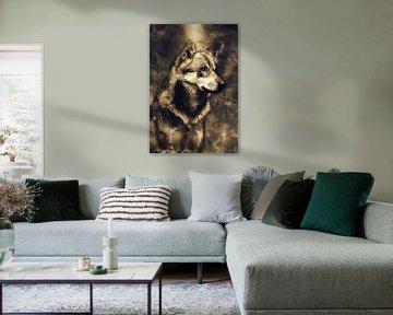 Wolf 3 van Mateo