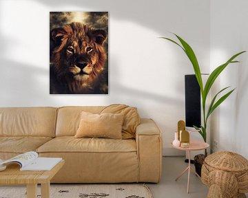 Löwe 2 von Mateo