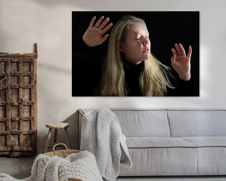 Sfeerimpressie: Cut the Crap, Back to Basic #02 van Annemarieke van Peppen