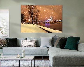 winter in Cologne von Stefan Havadi-Nagy