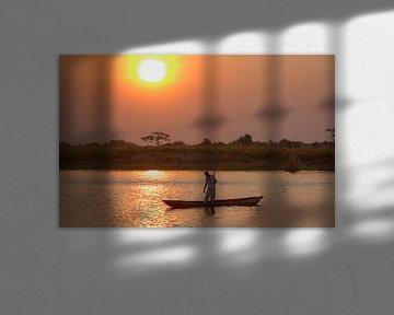 Chobe Fisherman von BL Photography