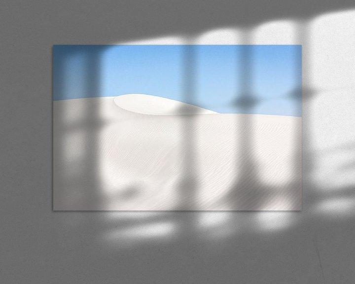 Sfeerimpressie: White Sands van Wijbe Visser