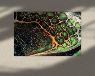 Zelluläre Abstraktion VII von Studio Gradus Fecit