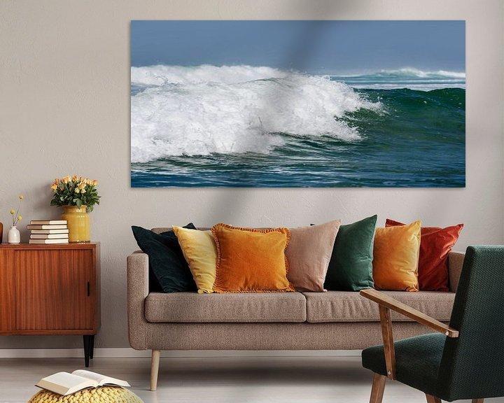 Beispiel: The wave von Andreas Wemmje