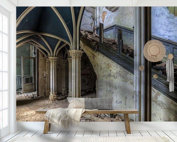 Beispiel fototapete: Märchenschloss von Vivian Teuns