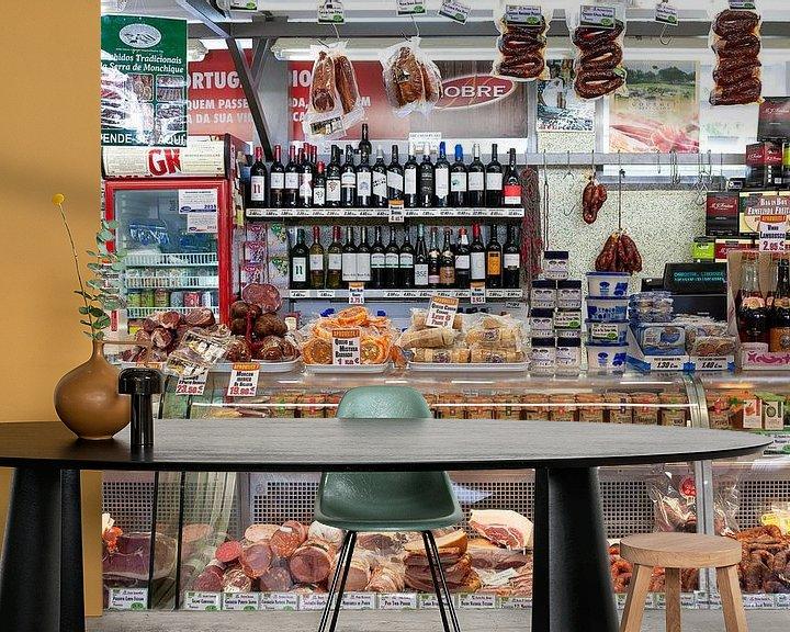 Sfeerimpressie behang: Mercado van E Jansen
